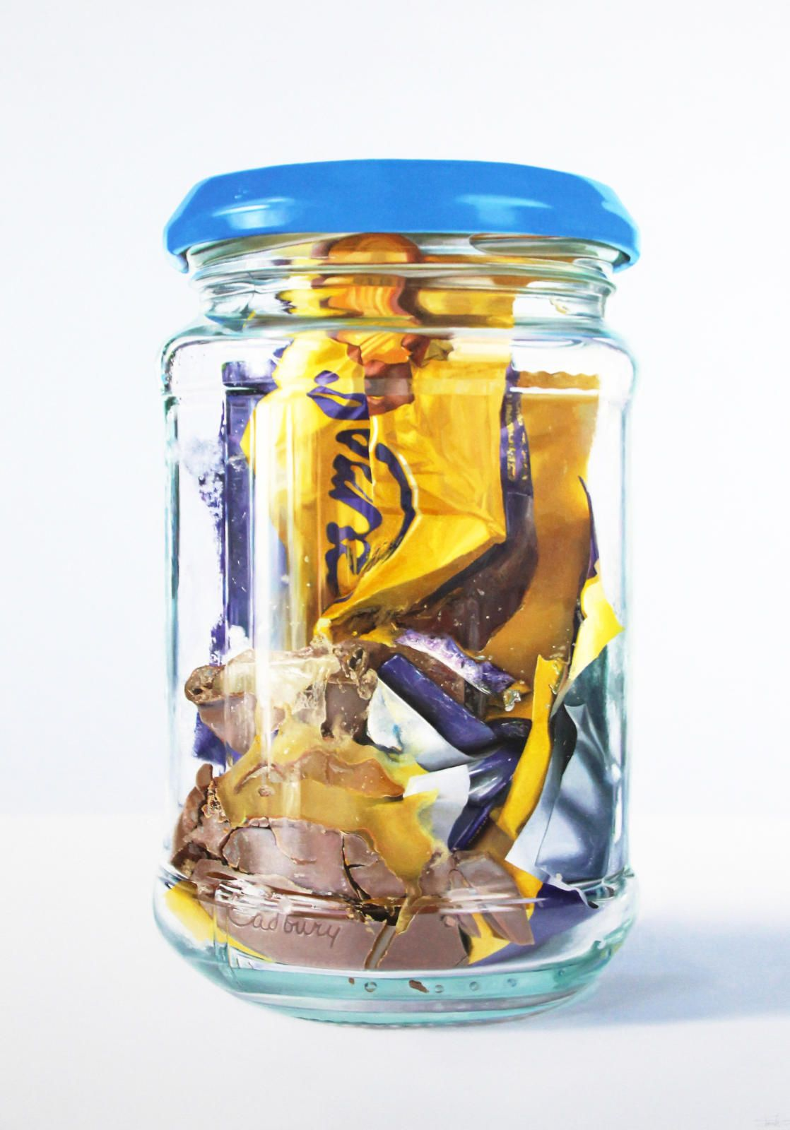 Caramel in a Jar