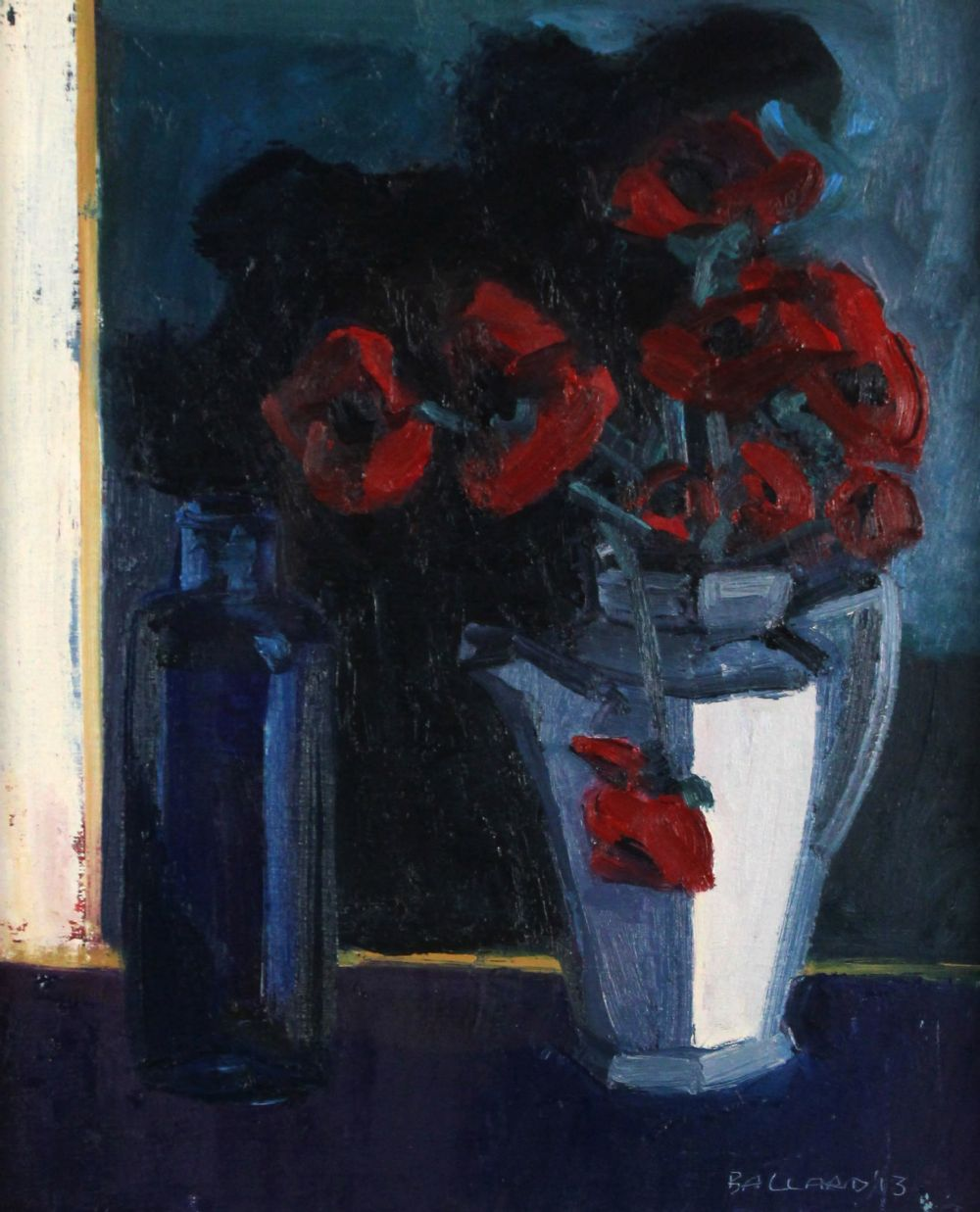 Poppies in Jug