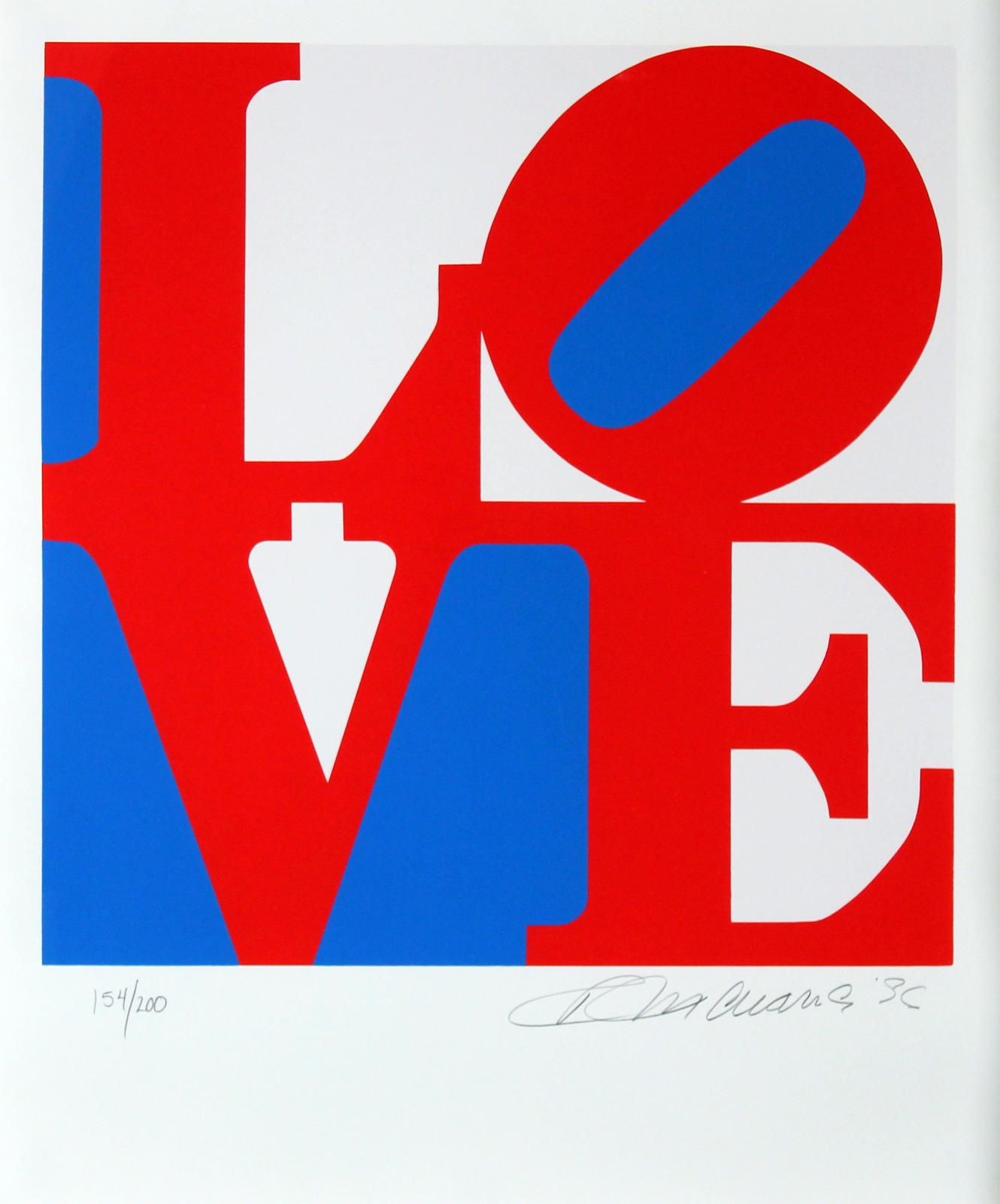 Love, Red and Blue from The Book Of Love