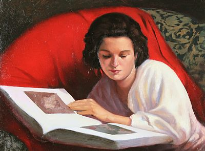 La Liseuse (The Reader)