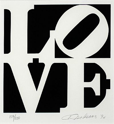 Love, Black and White from The Book Of Love