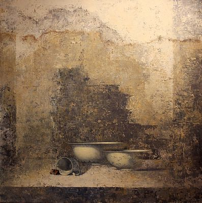 Still Life with Bowls