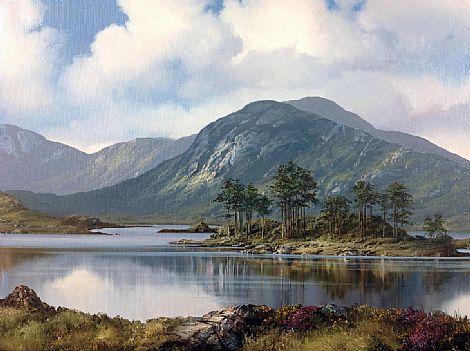 Derryclare Lough, Connemara