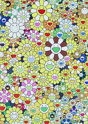 An Homage to Monogold 1960 C by Takashi Murakami