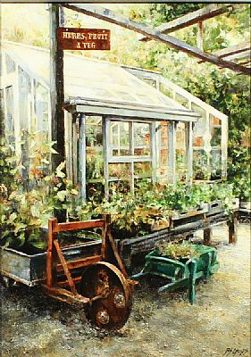 Potting House I, Avova Nurseries, Wicklow