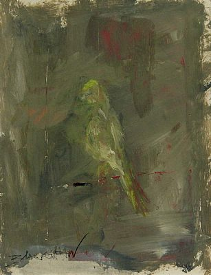 Canary by Basil Blackshaw