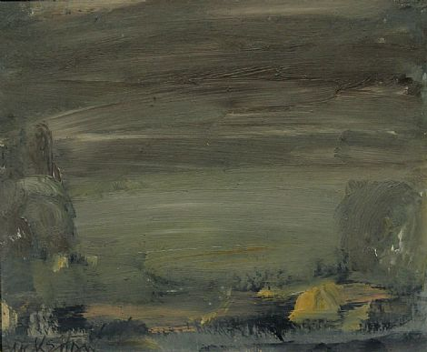 Landscape by Basil Blackshaw