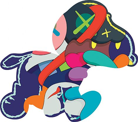 Stay Steady by KAWS