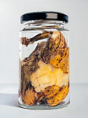 Banana in a Jar