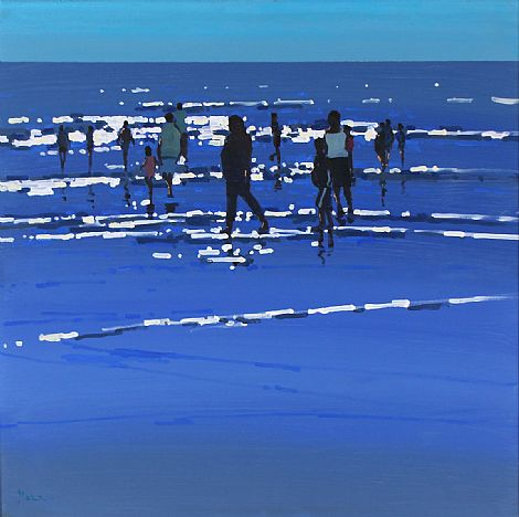 Summers Day Brittas by John Morris