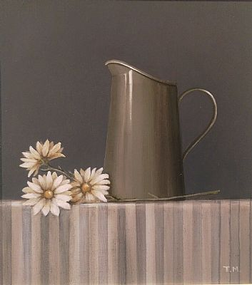 Jug and Daisies