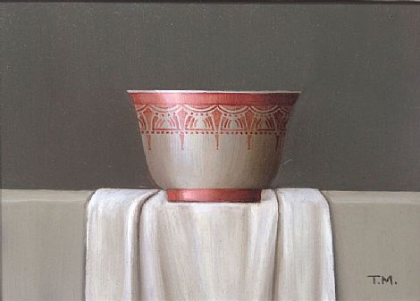 Small Bowl Red